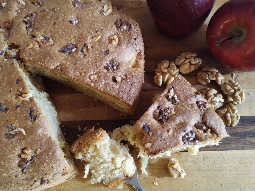 μηλόπιτα εύκολη & γρήγορη